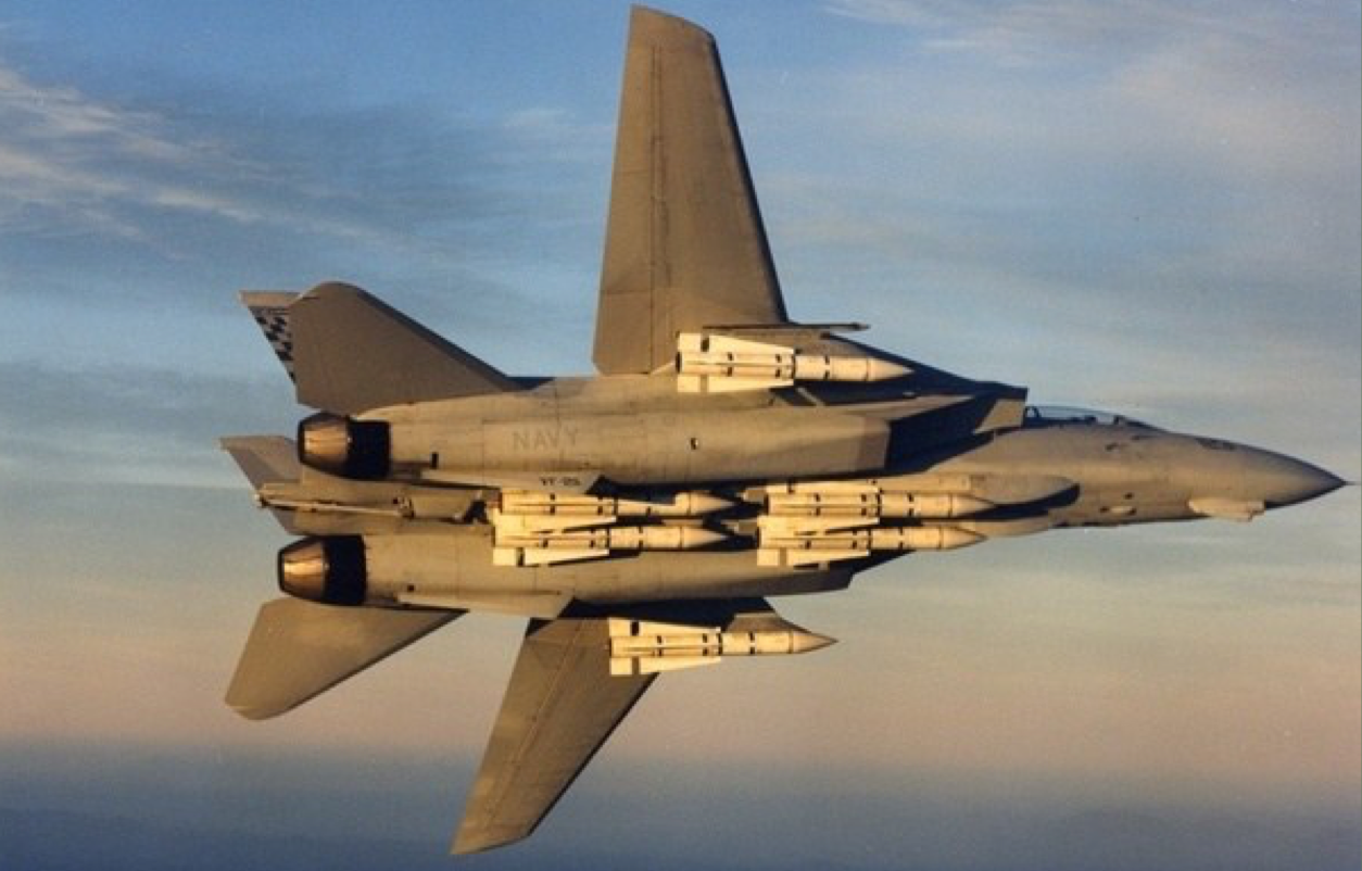 F14TomcatMissile